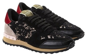 Valentino Sneakers Sneakers Black Athletic