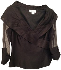 Sherrie Bloom Peter Noviello, Chetta B Top Black