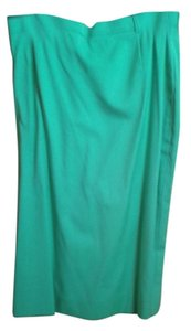 Escada Skirt green