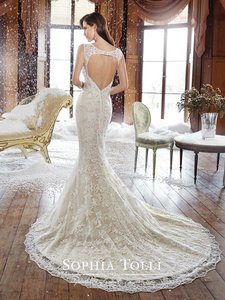 Sophia Tolli Y21515 Wedding Dress