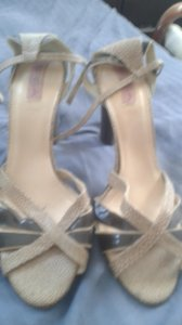 Via Spiga Brown and beige Sandals