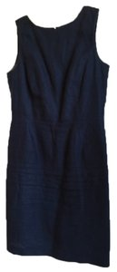 Brooks Brothers short dress Navy blue on Tradesy