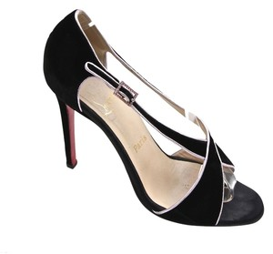 Christian Louboutin Black Sandals