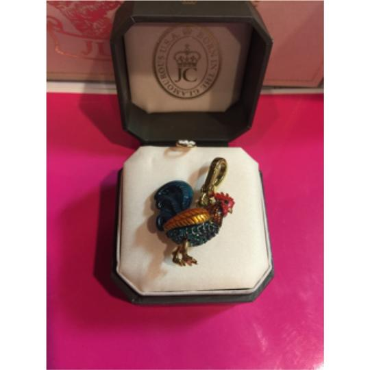 Juicy Couture SALE! BRAND NEW! Juicy Couture PAVE ROOSTER CHARM!!