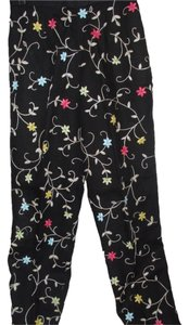 Talbots Exclusive Rare Artsy Trouser Pants