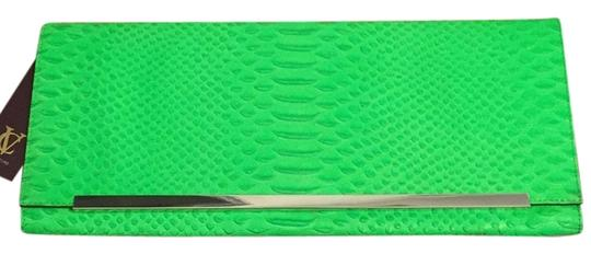Preload https://img-static.tradesy.com/item/10545421/vince-camuto-pisa-neon-green-clutch-0-1-540-540.jpg