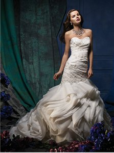 Alfred Angelo Sapphire 880 Wedding Dress