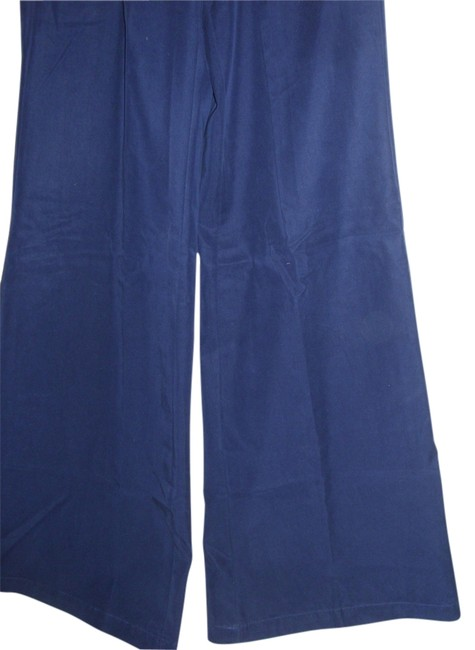 Preload https://img-static.tradesy.com/item/1054587/old-navy-blue-palazzo-pajama-with-wide-leg-trousers-size-2-xs-26-0-0-650-650.jpg