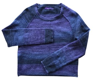 prAna Wool Purple Sweater