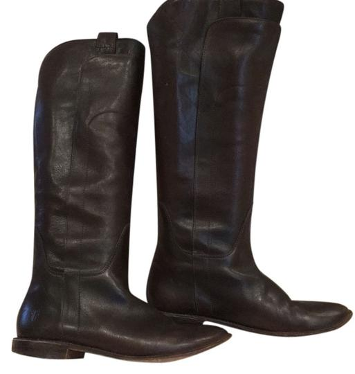 Preload https://item3.tradesy.com/images/frye-chocolate-brown-bootsbooties-size-us-9-regular-m-b-10546477-0-1.jpg?width=440&height=440