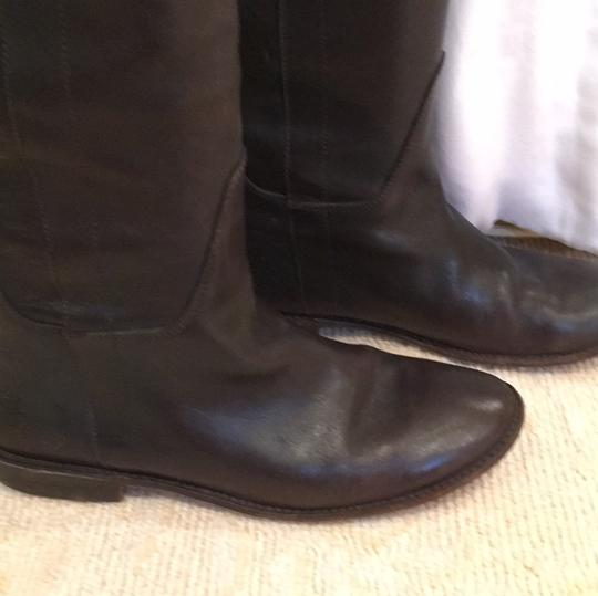Frye Chocolate Brown Boots