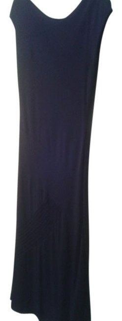 Item - Black Bias Long Night Out Dress Size 8 (M)