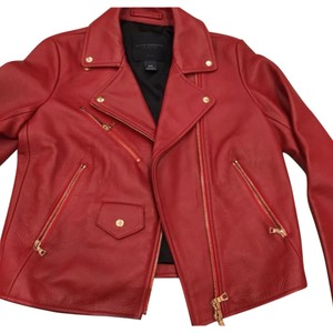 Club Monaco Motorcycle Jacket