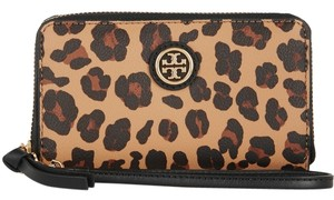 Tory Burch NEW!!! Tags Tory Burch Kerrington Leopard Wristlet Wallet Tags NWT!