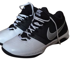 Nike Black, White, and Grey Athletic