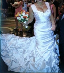 Mary's Bridal F12-6000 Wedding Dress