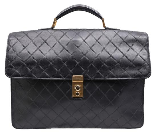Preload https://img-static.tradesy.com/item/10548160/chanel-flat-quilt-business-unisex-black-lambskin-leather-laptop-bag-0-1-540-540.jpg