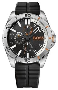 Hugo Boss Hugo Boss Orange Berlin Silicone Chronograph Mens Watch 1513290