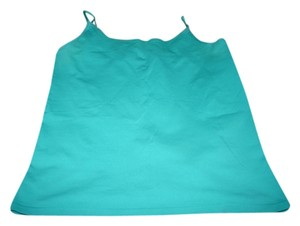 Ann Taylor Top turquoise green
