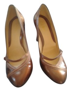 Cole Haan copper brown Pumps