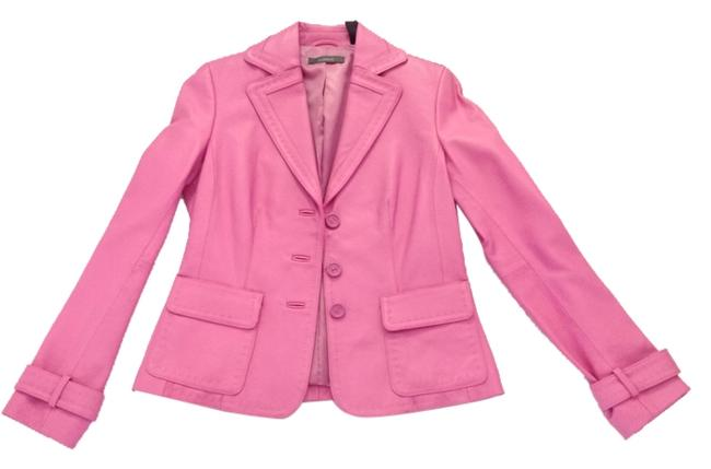 Preload https://img-static.tradesy.com/item/10549348/liz-claiborne-pinkdusty-rose-blazer-size-4-s-0-1-650-650.jpg