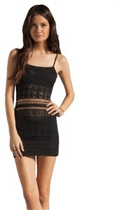 For Love & Lemons short dress Black Asos Nasty Gal Karmaloop on Tradesy