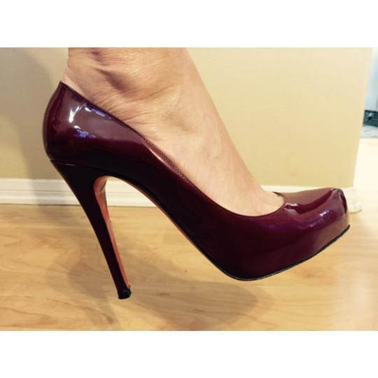 Christian Louboutin Berry Pumps