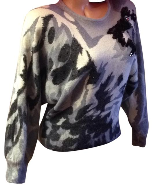 Preload https://item2.tradesy.com/images/gray-retro-vintage-pinup-sweaterpullover-size-6-s-10550491-0-1.jpg?width=400&height=650