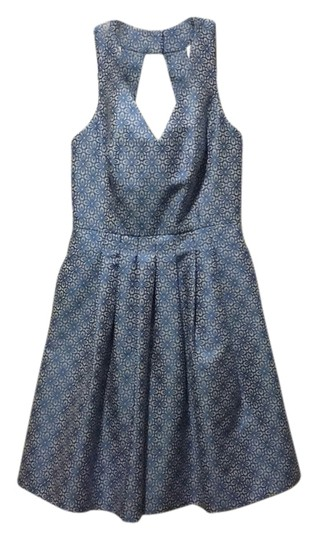 Banana Republic Blue Day Dress - 63% Off Retail outlet