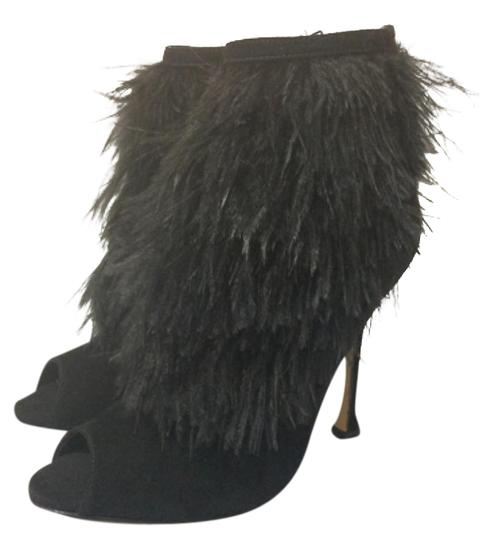 Preload https://item3.tradesy.com/images/brian-atwood-black-feathered-peeptoe-bootsbooties-size-us-6-regular-m-b-10551667-0-3.jpg?width=440&height=440