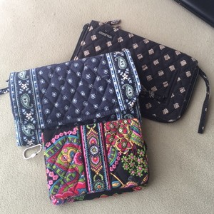 Vera Bradley VERA BRADLEY Pair of Wallets