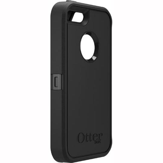 Otterbox for iPhone 5/5S Black Defender Series