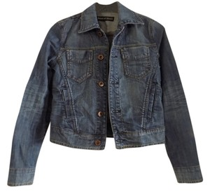 House of Denim Womens Jean Jacket