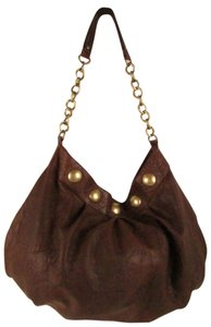 Cynthia Rowley Studded Chain Hobo Bag