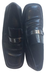 Gucci Mens Black Flats