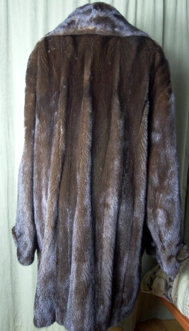 Other Men Jacket Mink Fur Coat