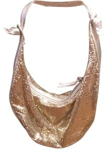 Jana Feifer Mesh Metallic Shoulder Bag