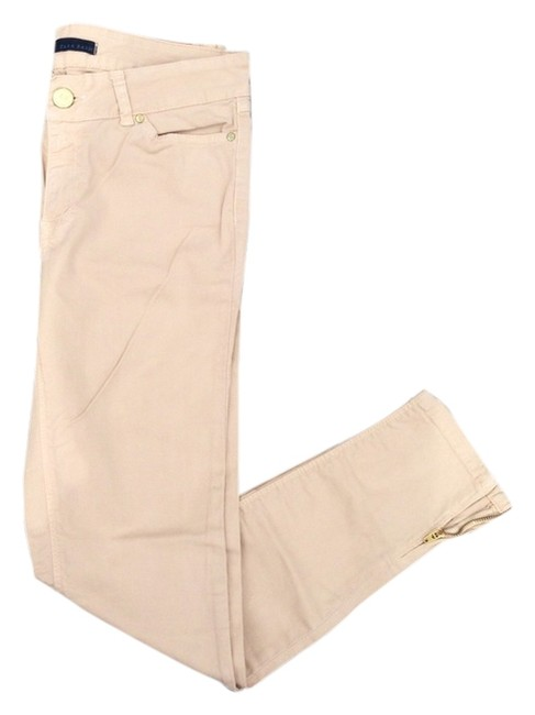 Item - Tan Light Wash Vintage Collection Deluxe - Color Skinny Jeans Size 29 (6, M)