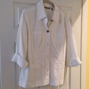 Tommy Bahama White Jacket