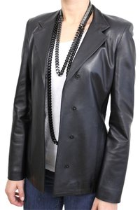 Narciso Rodriguez Leather Jacket