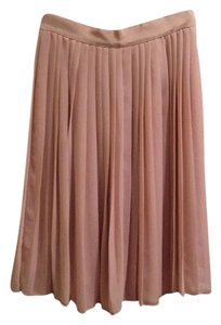 Club Monaco Skirt Peach