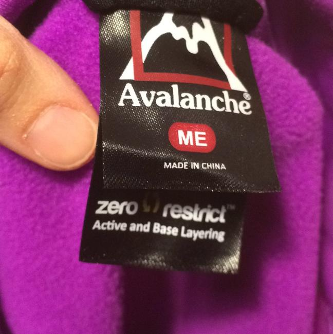 Avalanche Wear Avalanche Mogul Purple Pullover