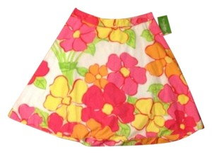 Lilly Pulitzer Skirt Multi-Color