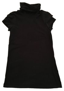 Theory Neck T Shirt Black