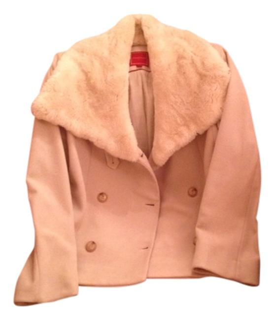Item - Beige City Coat Size 6 (S)