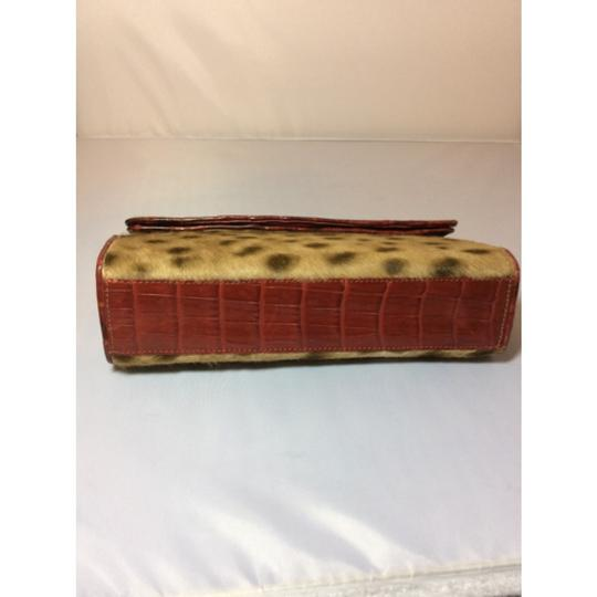 Nancy Gonzalez Animal Print Clutch