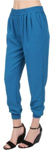 Joie Baggy Pants Blue