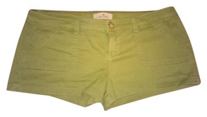 Hollister Shorts green
