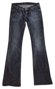 Rock & Republic Boot Cut Jeans-Distressed