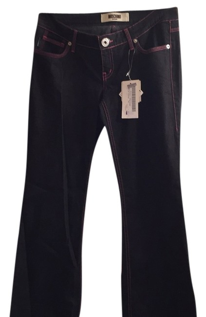 Preload https://item2.tradesy.com/images/moschino-boot-cut-pants-size-4-s-27-10557136-0-1.jpg?width=400&height=650